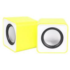 Колонки Smartbuy Mini желтый