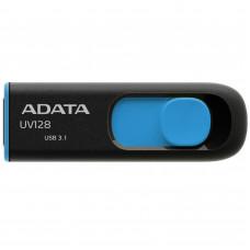 USB Flash накопитель 16Gb ADATA UV128 Black/Blue