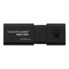 USB Flash накопитель Kingston 3.1 Data Traveler DT100 G3 128GB