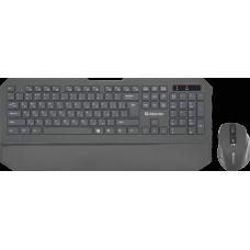 Клавиатура + мышь Defender Berkeley C-925