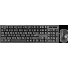 Клавиатура + мышь Defender C-915 Black