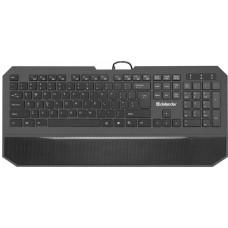 Клавиатура Defender Oscar SM-600 Pro Black