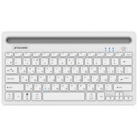 Клавиатура Jet.A Slim Line K3 BT White