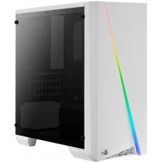 Корпус AeroCool Cylon Mini White