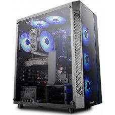 Корпус ATX DeepCool MATREXX 55 RGB 3F Black