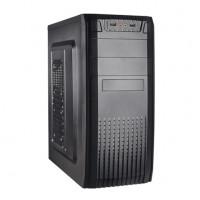 Корпус DeTech C3139S + БП 450W Black