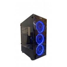 Корпус DeTech DT-8012 Blue