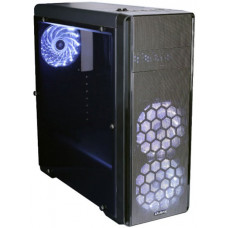 Корпус ATX ZALMAN N3, Midi-Tower, без БП, Black