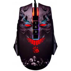 Мышь A4Tech Bloody P85S Skull Black