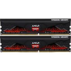 Оперативная память AMD Radeon R9 Gamer Series 32Gb (2x16Gb Kit) DDR4 3200MHz (R9S432G3206U2K)