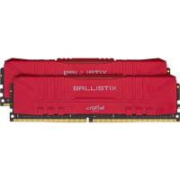 Оперативная память Crucial Ballistix 16Gb (2x8Gb Kit) DDR4 3000MHz (BL2K8G30C15U4R)