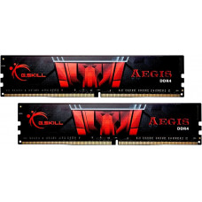 Оперативная память G.Skill Aegis 16Gb (2x8Gb Kit) DDR4 3000MHz (F4-3000C16D-16GISB)