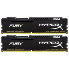 Оперативная память Kingston HyperX Fury (2x8Gb KIT) 16GB DDR4 2666MHz