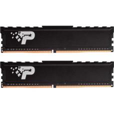 Оперативная память Patriot Memory Signature Premium DDR4 8Gb (2x4Gb Kit) 2400MHz
