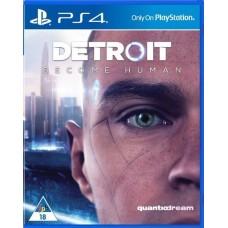 Игра Detroit: Стать человеком - Русская версия (PS4)