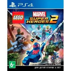 Игра LEGO Marvel Super Heroes 2 (PS4)