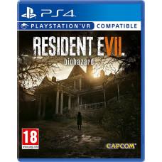 Игра Resident Evil 7 Biohazard - Русская Версия (PS4)