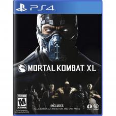 Игра Mortal Combat XL (PS4)