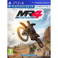 Игра Moto Racer 4 (PS4)