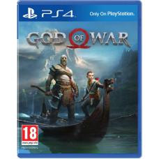 Игра God of War (PS4)