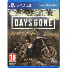 Игра Days Gone (PS4)