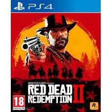 Игра Red Dead Redemption 2 - Русская Версия (PS4)