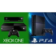 Приставки Sony и Microsoft  (0)