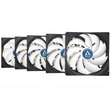 Вентиляторы для корпуса Arctic Cooling F14 PWM PST Value Pack