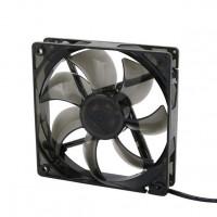 Вентилятор для корпуса DeTech GF12025 Red 12cm