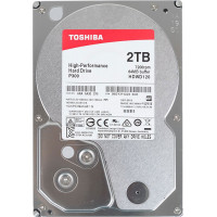 "Жесткий диск Toshiba P300 2TB (HDWD120UZSVA) HDD SATA III 3.5"""