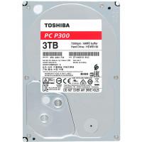 "Жесткий диск Toshiba P300 3TB (HDWD130UZSVA) HDD SATA III 3.5"""