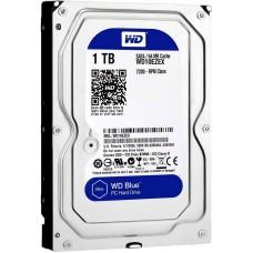 """Жесткий диск Western Digital Blue 1TB (WD10EZEX) HDD SATA III 3.5"""""""