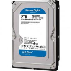 """Жесткий диск Western Digital Blue 2TB (WD20EZAZ) HDD SATA III 3.5"""""""