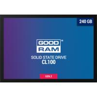SSD накопитель GOODRAM CL100 240Гб Gen.2