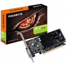 Видеокарта Gigabyte GT1030, PCI-E, 2GB, GDDR5, Ret