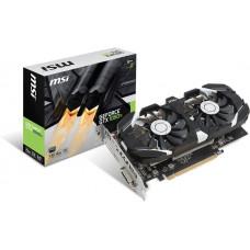 Видеокарта MSI GTX1050 Ti OC PCI-E, 4GB, GDDR5, Ret