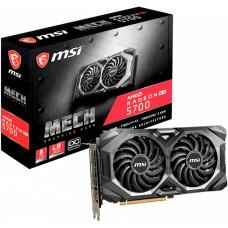 Видеокарта MSI Radeon RX 5700 MECH OC 8GB GDDR6