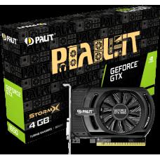 Видеокарта Palit GeForce GTX 1650 StormX 4GB GDDR5