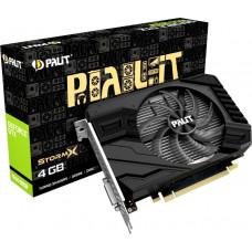 Видеокарта Palit GeForce GTX 1650 SUPER StormX OC 4GB GDDR6